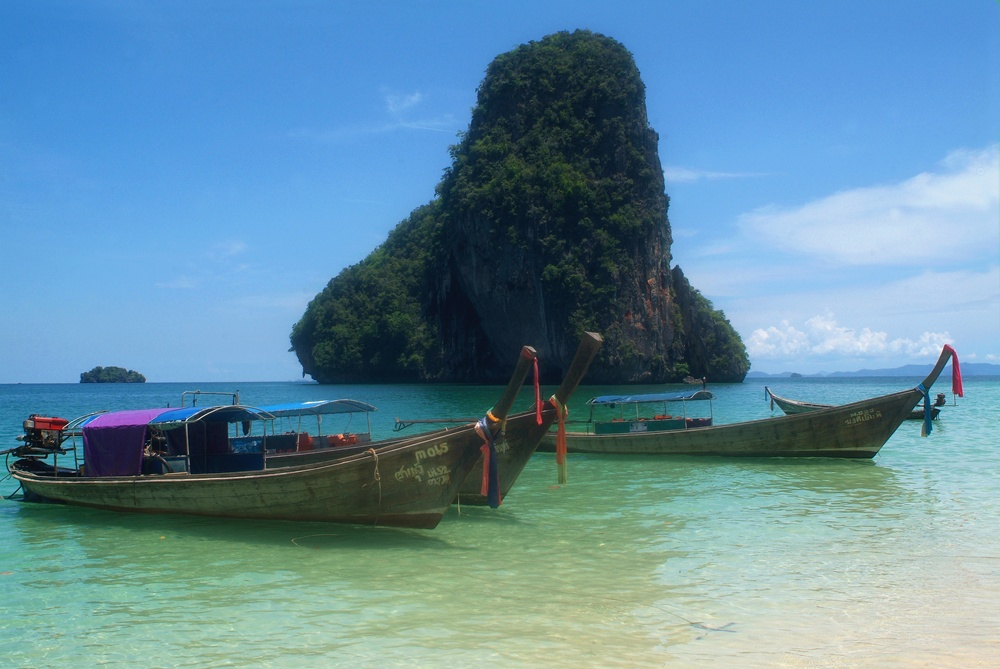 El Blog de Tailandia Hat Railay____