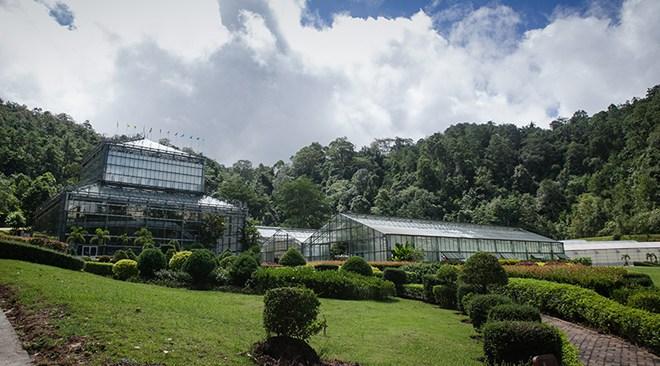 Foto: Queen Sirikit Botanical Garden-TAT