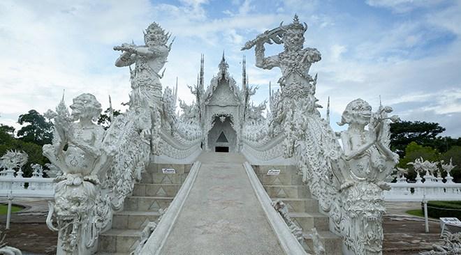 Foto: Wat Rong Khun-TAT