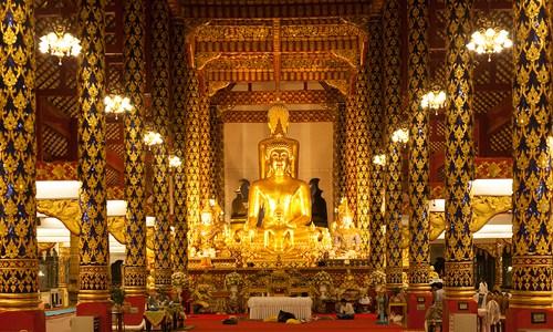 Foto: TAT – Wat Suan Dok