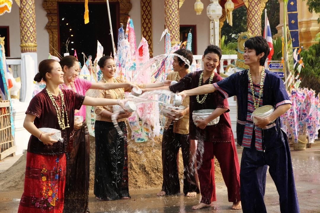 Songkran Festival, Chiang Mai