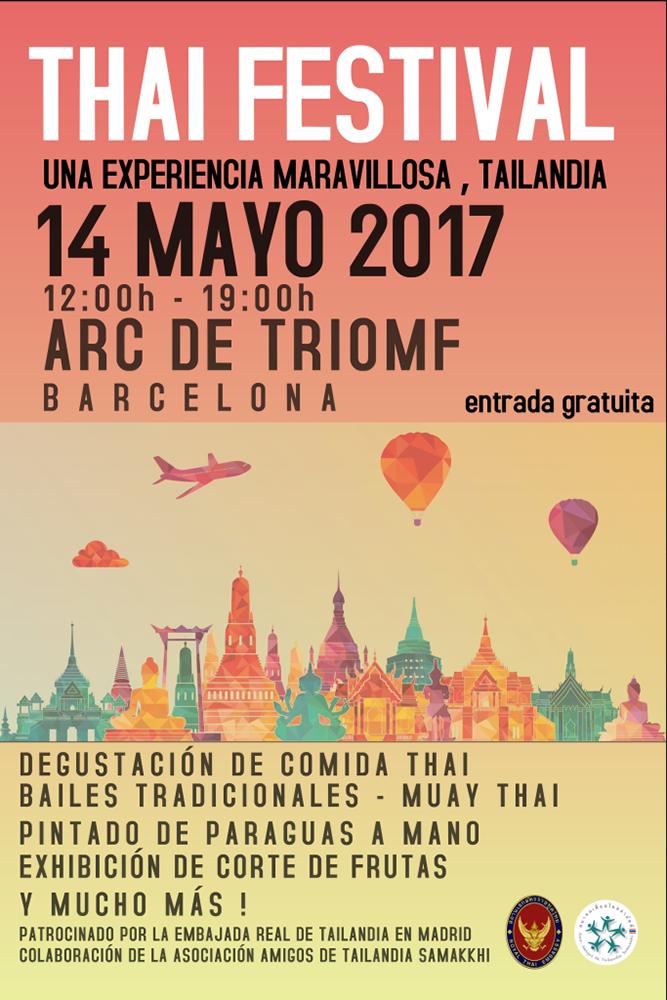 Thai-Festival-Barcelona-Turismo-Tailandia