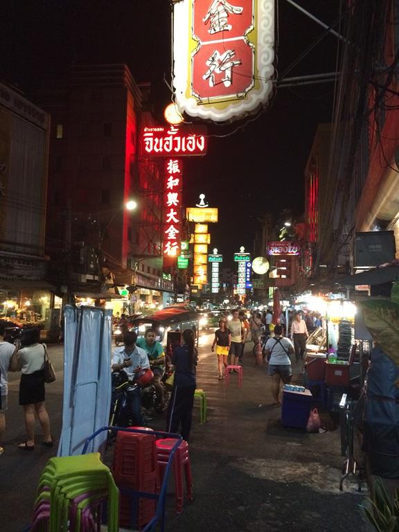 El Blog de Tailandia - Yaowarat destacada_