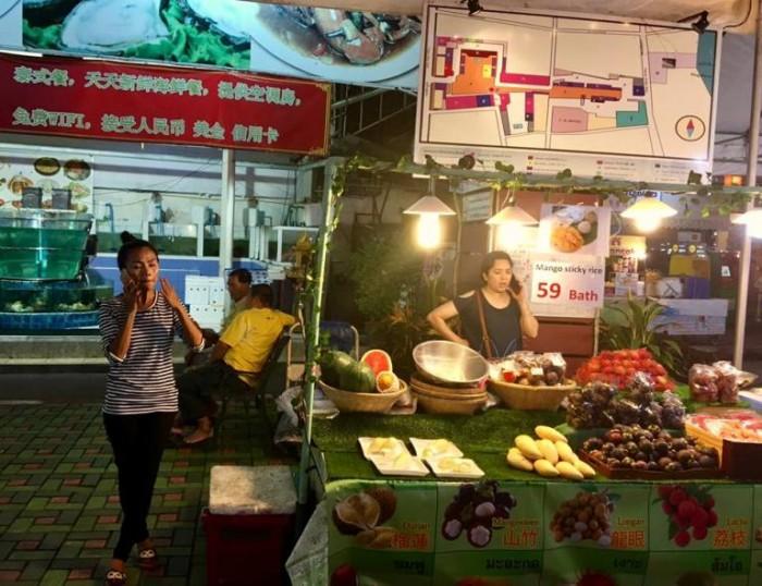 Foto 13_Mercadillo Chaing Mai_