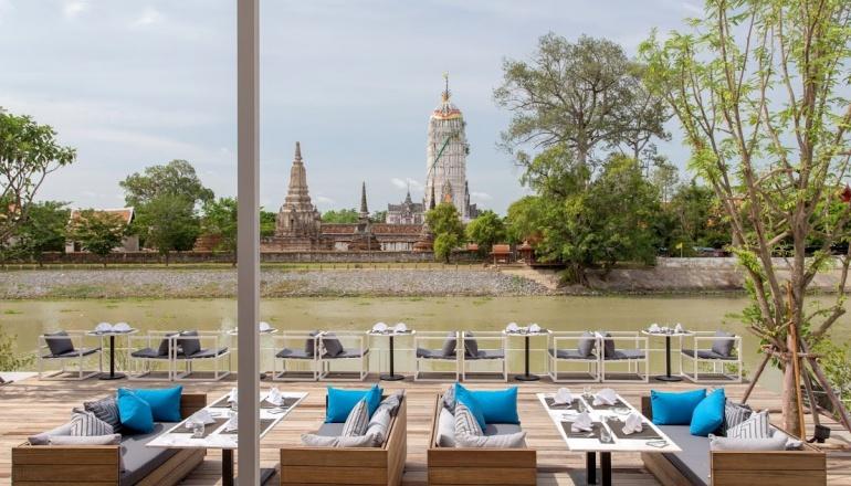 El Blog de Tailandia - sala ayutthaya