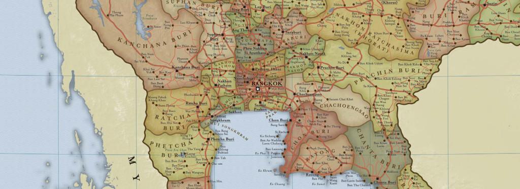 El Blog de Tailandia - tres reinos tres hoteles