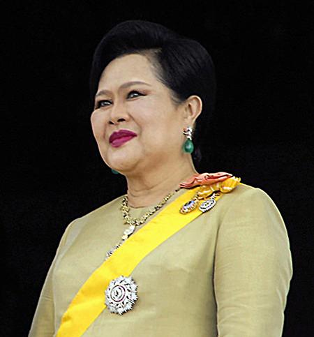 Sirikit Queen of Thailand