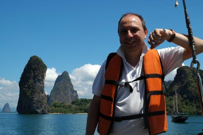 El Blog de Tailandia Parque Phan Nga Javier Carrión_