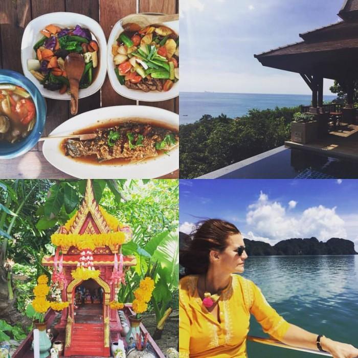 El Blog de Tailandia-Samantha y comida thai