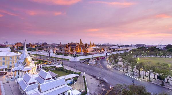 Tailandia premios Smart Travel Asia