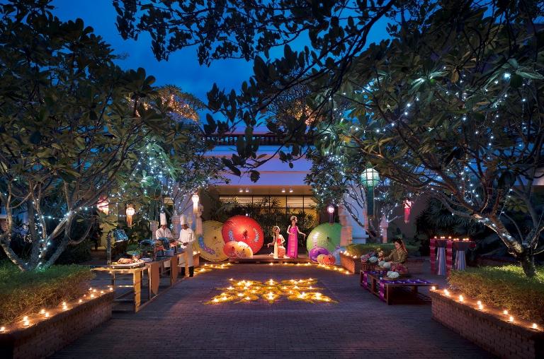 Secret Garden - Shangri-la Hotel