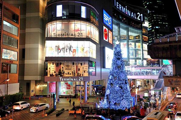 Fin de año en Bangkok