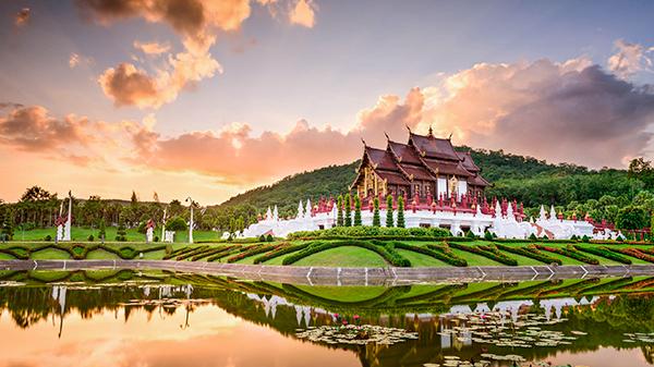 Qatar Airways-Chiang Mai