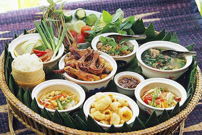 Discover-Thai-Cuisine-through-its-famous-four-regions-Isan 2