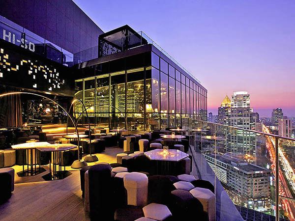 HI-SO Rooftop Bar
