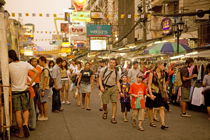 Turismo de Tailandia_Khao San Road