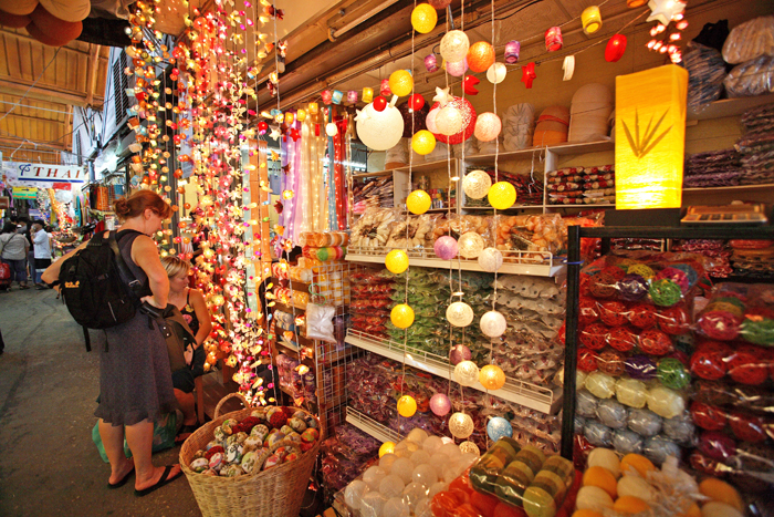 Turismo de Tailandia_Chatuchak Weekend Market_2, Bangkok