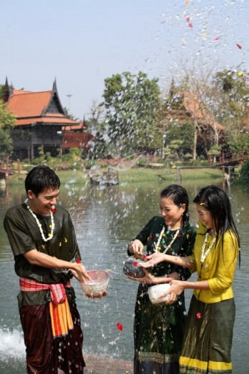Turismo de Tailandia_Songkran Festival