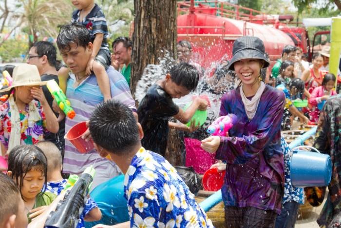 Songkran_10_-_Ayutthaya
