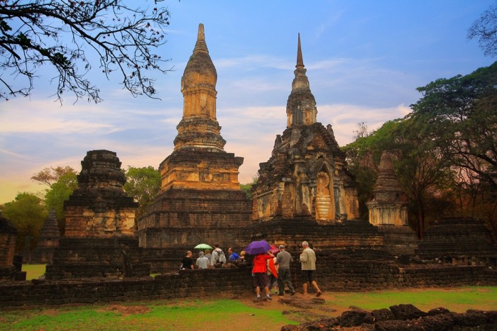 Turismo de Tailandia _Si Satchanalai Sukhothai