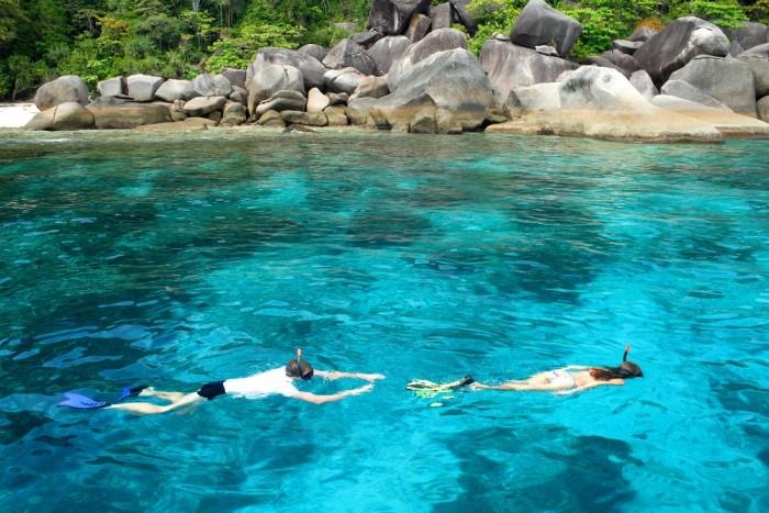 Turismo de Tailandia_ Islas Similan
