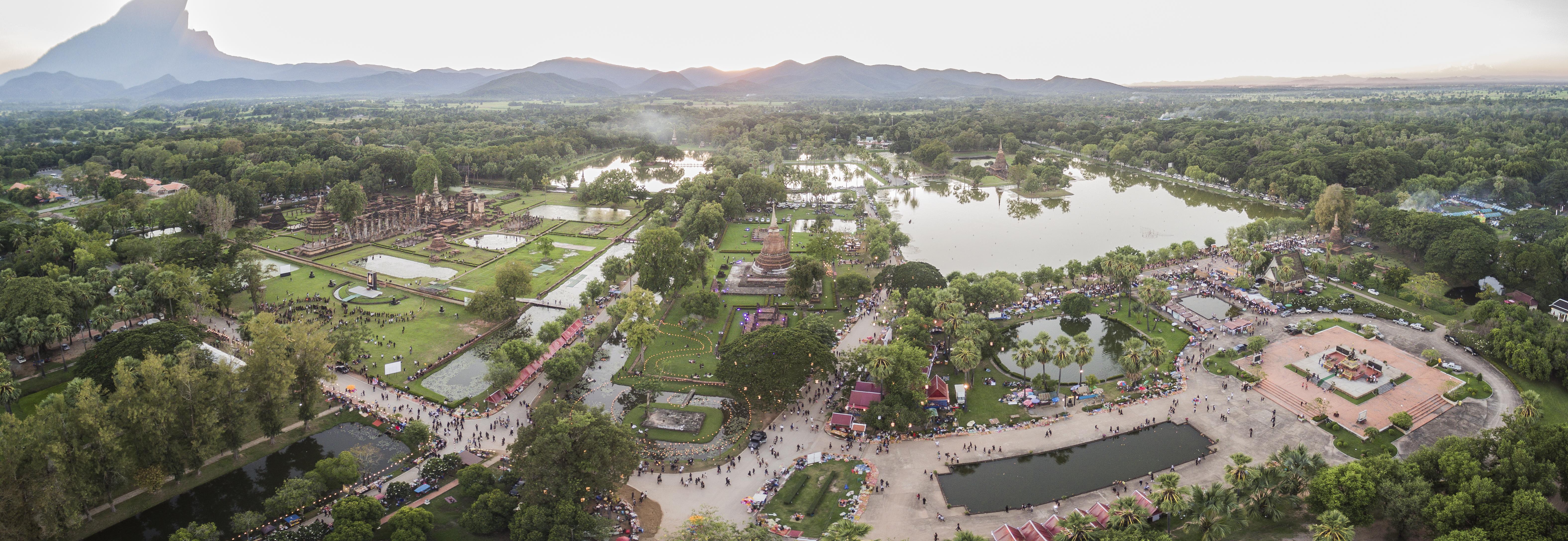 Turismo de Tailandia_ Sukhothai