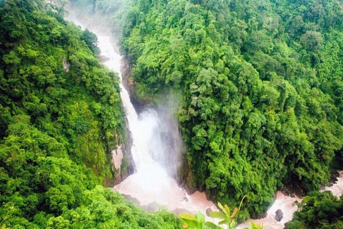 Turismo de Tailandia_Namtok Heo Narok, Khao Yai National Park, Nakhon Ratchasima