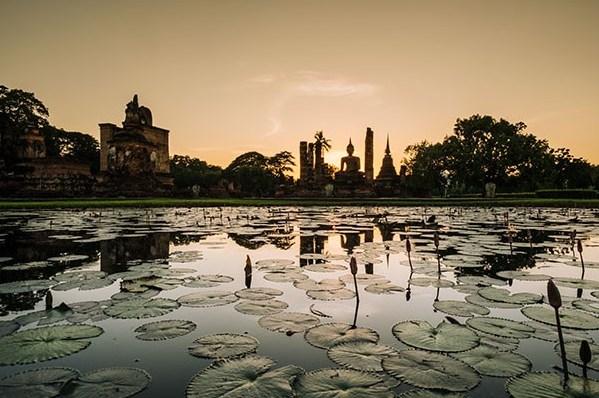 Turismo de Tailandia_Parque Histórico de Sukhothai