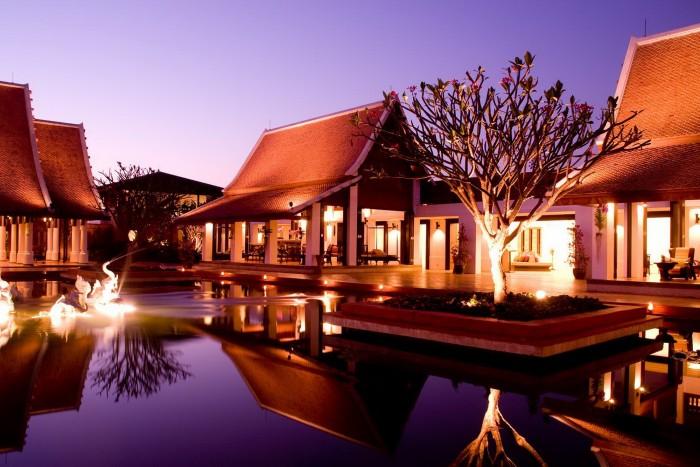 Foto: Sukhothai Heritage Hotel