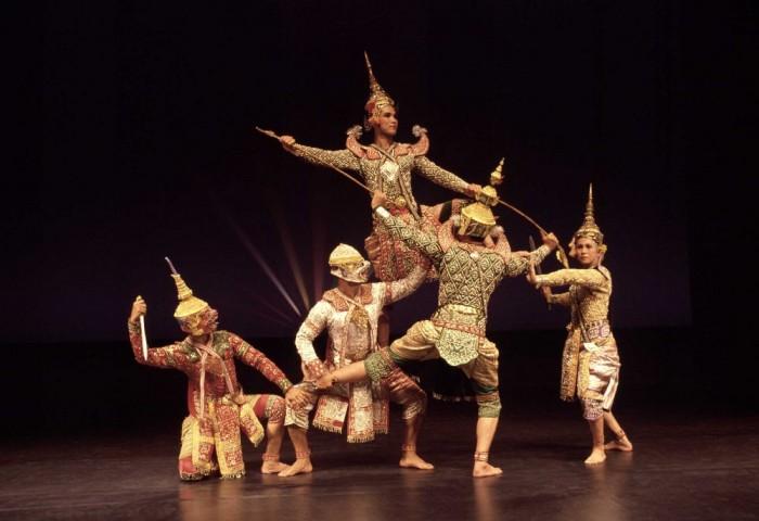 Turismo de Tailandia_Teatro