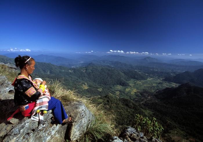 Turismo de Tailandia_Foto Mujer