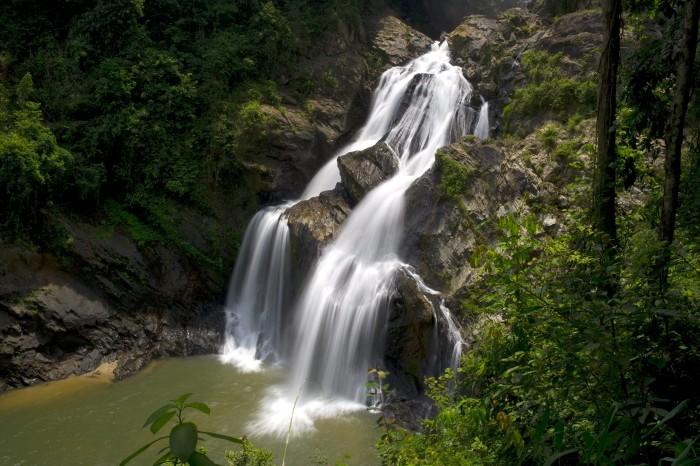 Turismo de Tailandia_Cascada Nakhon Si Thammarat