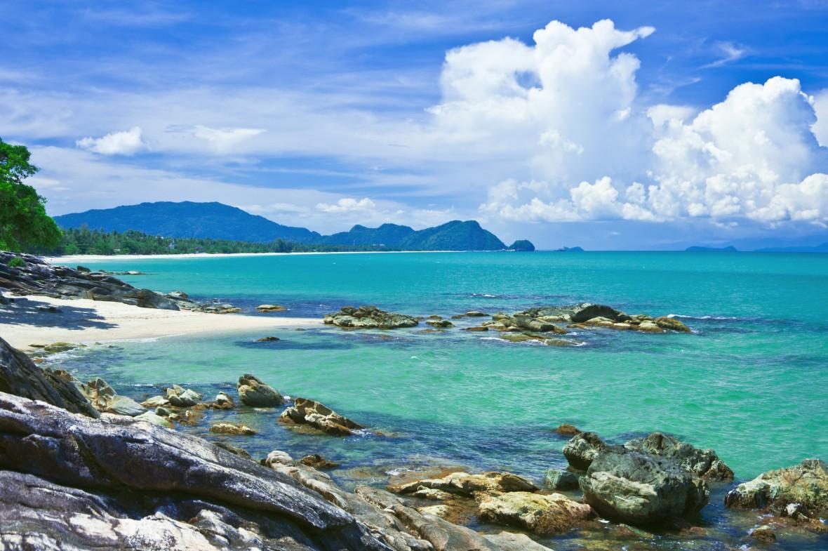 Turismo de Tailandia_Nakhon Si Thammarat- Nai Phlao Beach_Entrada
