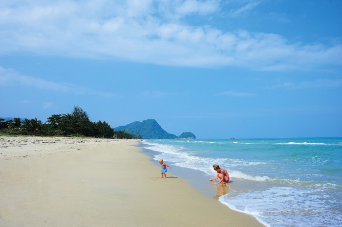 Turismo de Tailandia_Nakhon-Si-Thammarat_Nadan Beach
