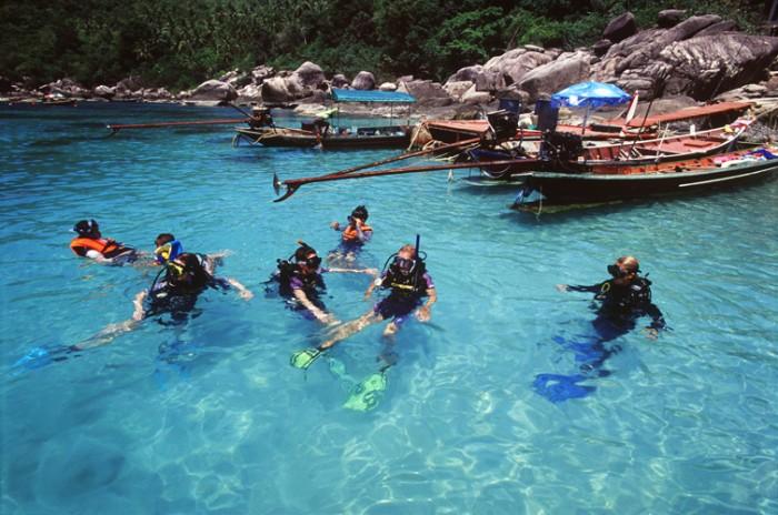 Turismo Tailandia_Diving-at-Ao-MuangKo-TaoSurat-Thani 2