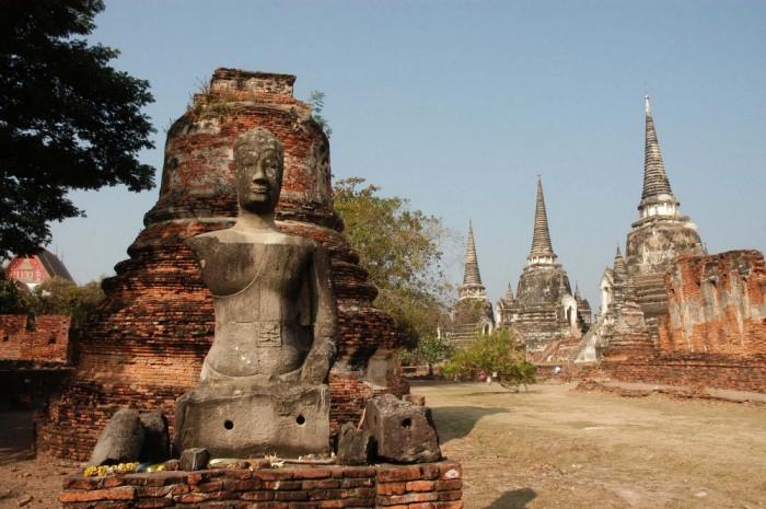 Wat Phra Si Sanphet_