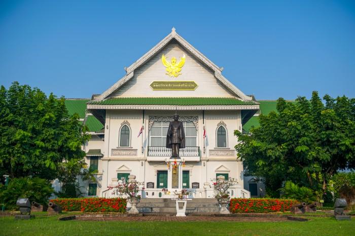Turismo de Tailandia_Nan National Museum, Nan