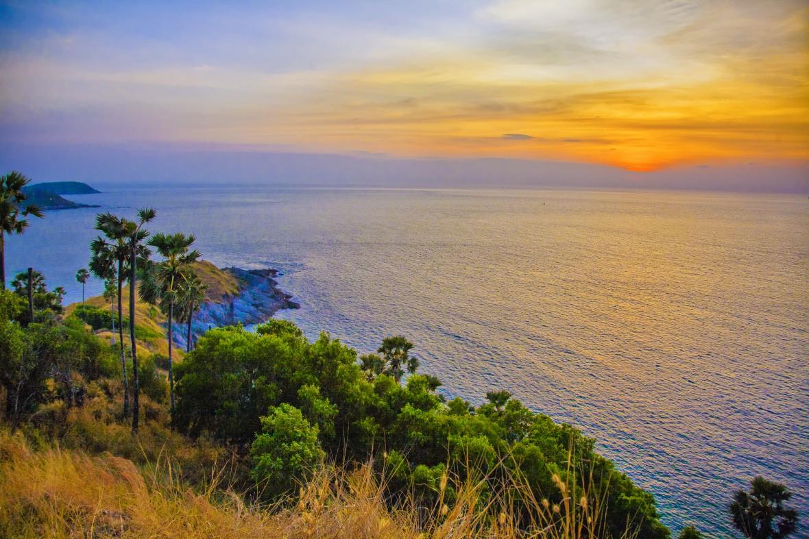Turismo de Tailandia_Phromthep Cape, Phuket