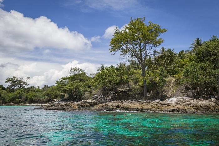 Turismo de Tailandia_Racha Yai Island, Mu Ko Racha (Racha Island) or Raya Island, Phuket