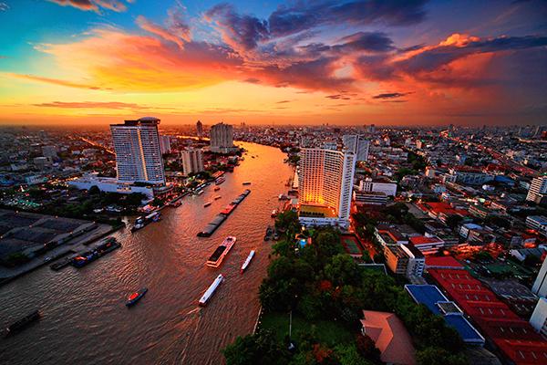 Bangkok, mejor destino de Asia Pacífico