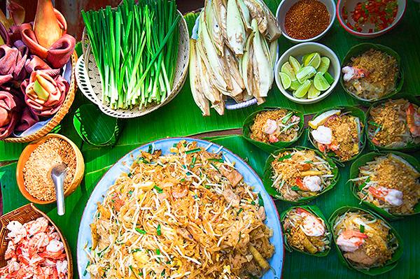 Gastronomía Tailandesa