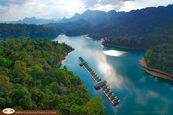 Khao Sok y Elephant Hills