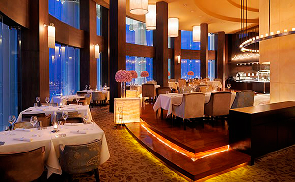 Restaurante Mezzaluna Tailandia