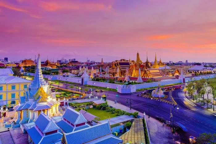 Turismo de Tailandia_Grand Palace, Bangkok
