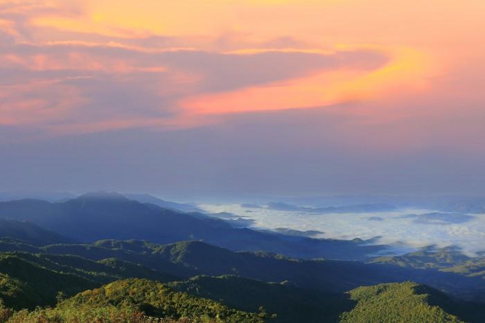 Turismo de Tailandia_Kew Mae Pan Nature Trail in Doi Inthanon National Park, Chiang Mai