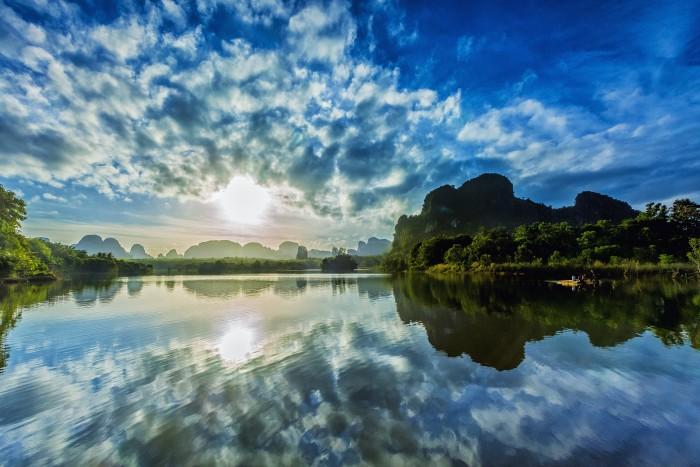 Turismo de Tailandia_ Nong Talay, Krabi