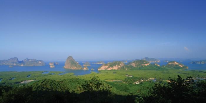 Turismo de Tailandia_Phang-Nga Bay National Marine Park, Phang-Nga