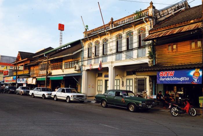 Turismo de Tailandia_Trang-Ciudad Vieja