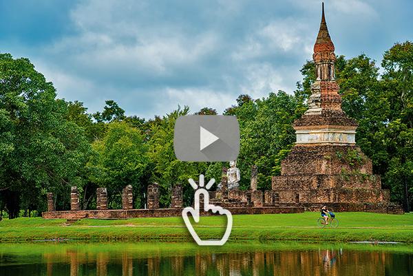 """""""Un viaje sensorial por la increíble Tailandia"""" por Paco Nadal"""