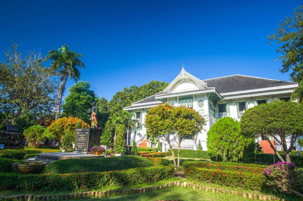 Turismo de Tailandia_Phrae-Khum Chao Luang Mueang Phrae Museum (พิพิธภัณฑ์เมืองแพร่คุ้มเจ้าหลวง) 5772OX IMAGEN DE ENTRADA